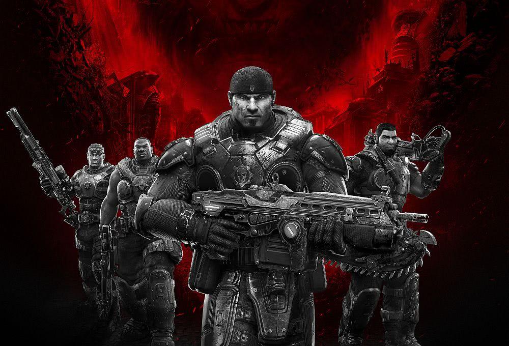 Скачать Игру Gears Of War Ultimate Edition - фото 5