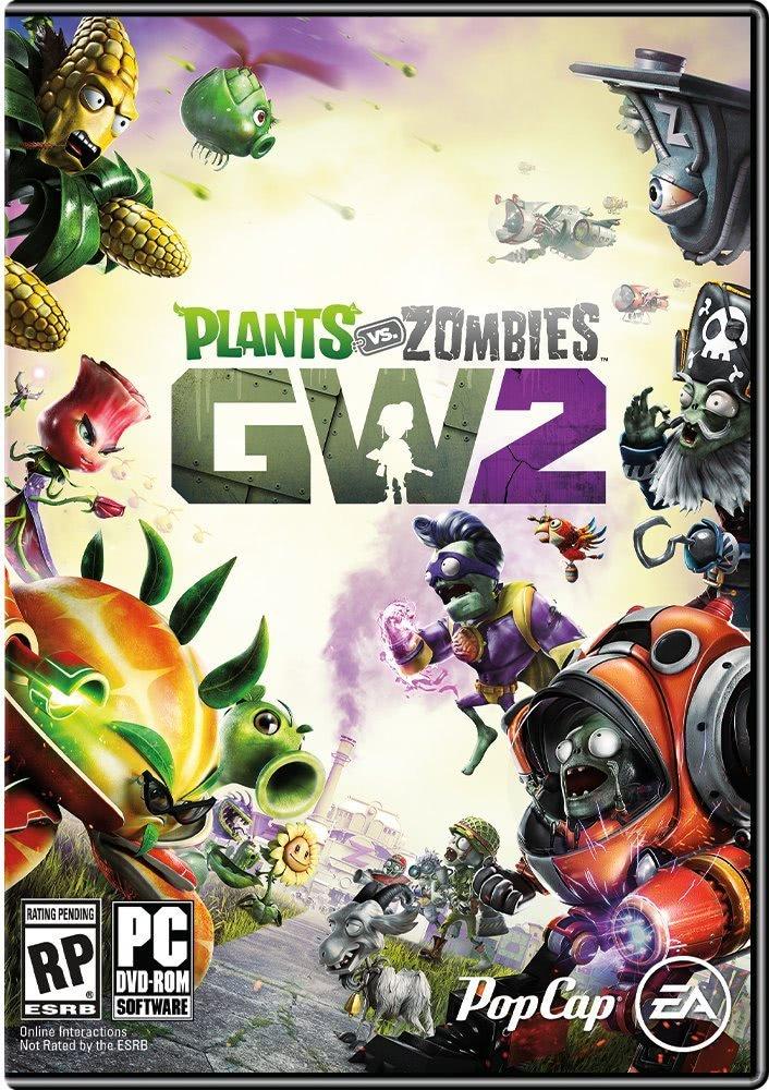скачать игру на пк Plants Vs Zombies 2 Garden Warfare через торрент - фото 3