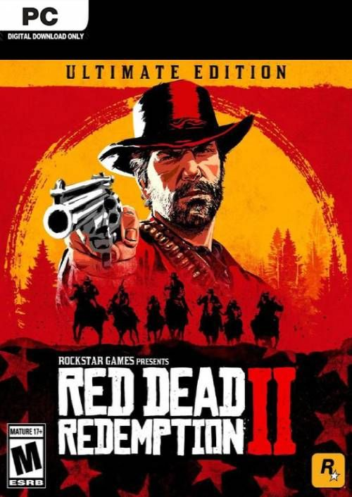 Buy Red Dead Redemption 2 Ultimate Edition (RU)for PC