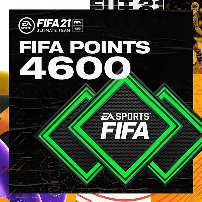 Купить FIFA 21 ULTIMATE TEAM™ 4600 POINTS для EA Origin